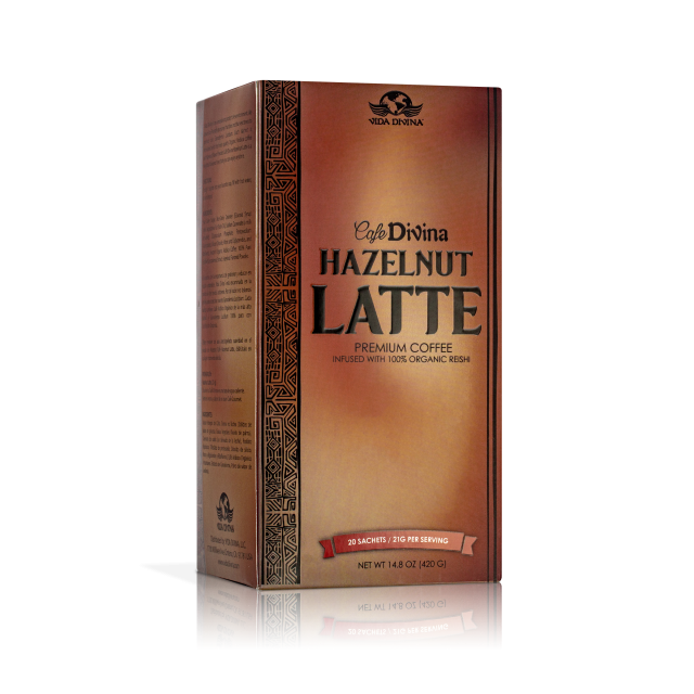 Hazelnut Latte